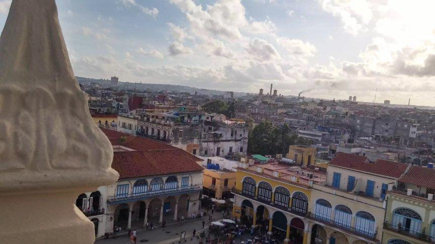 Imprescindibles de la Habana. (con silla deruedas)