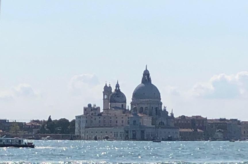 Venecia en silla deruedas